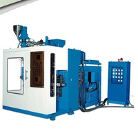 FULLY AUTOMATIC HDPE BOTTLE BLOWING MACHINE