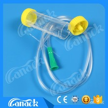 Disposable mucus extractor