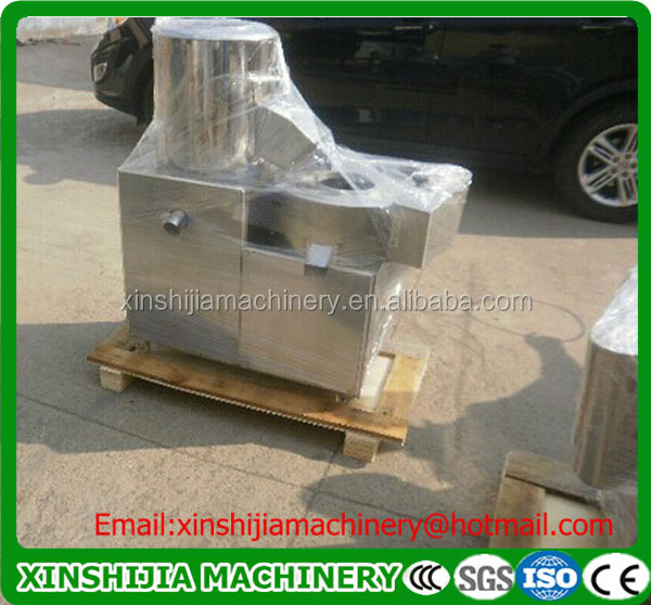 Automatic 200kg/h fresh potato chips making machine