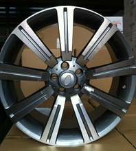 22*10inch, 45ET, 5*120mm MP Color Alloy Wheel