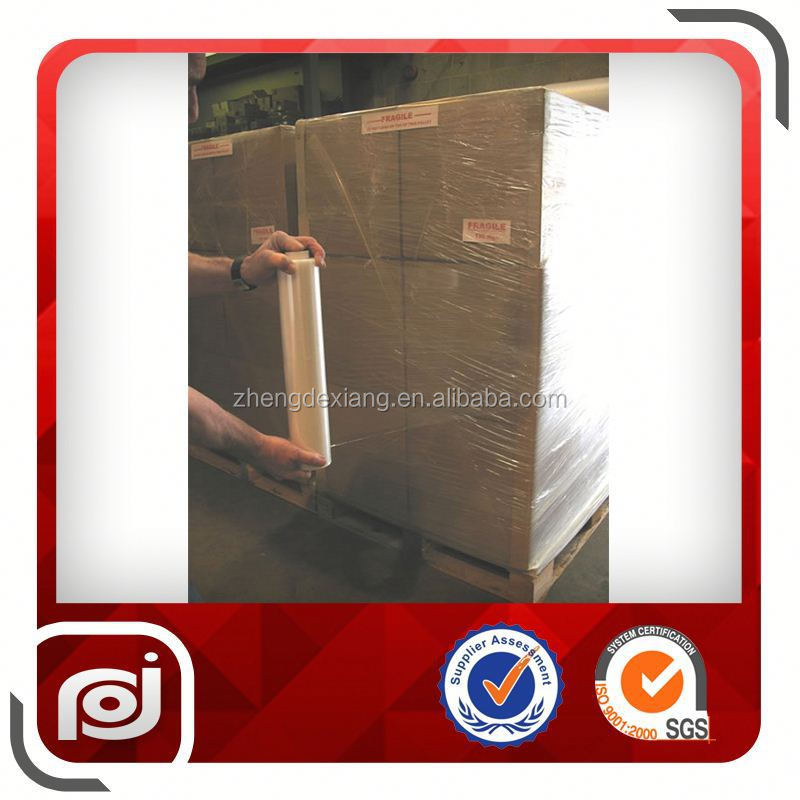 Lldpe Plastic Shrink Wrap