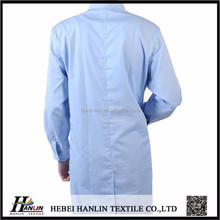 Hospital clothing cotton fabric patient service/sick clothing fabric