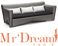 MR DREAM outdoor furniture Modern rattan furniture sofa CF101-3021