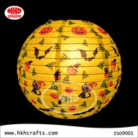 Nice design halloween decoration paper ball
