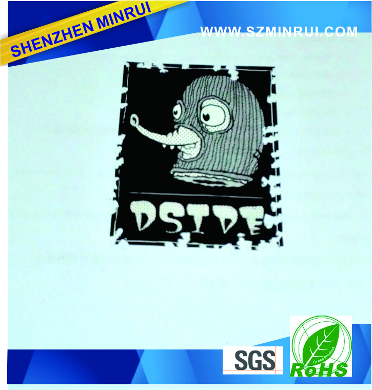 Shenzhen Minrui is the largest professional destructible adhesive vinyl <strong>labels</strong> manufacturer,egg shell sticker