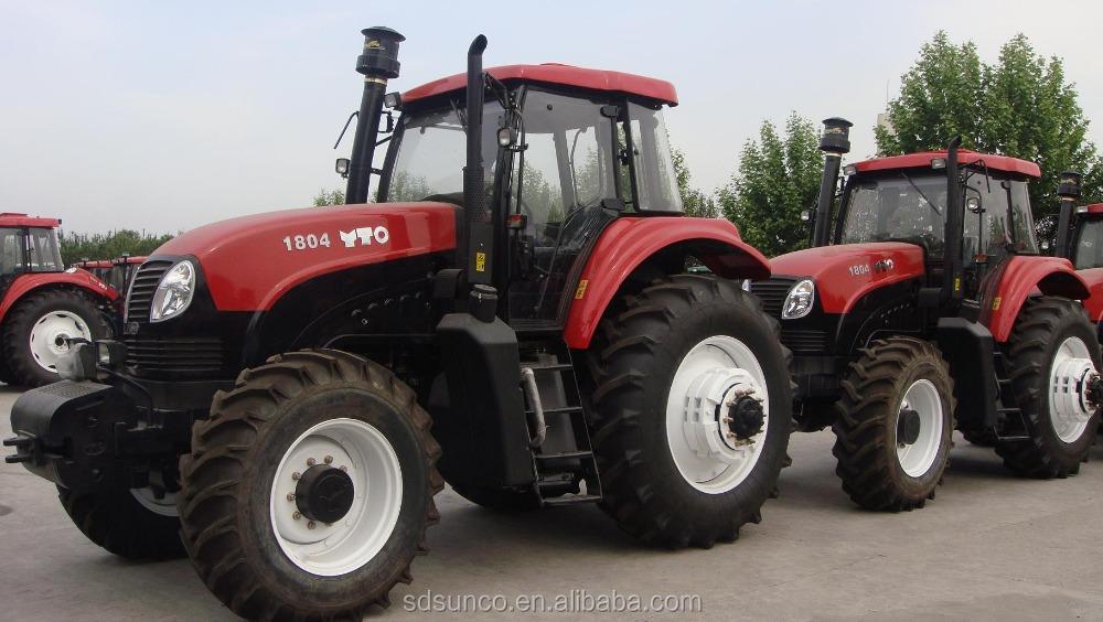 6 Wheel Drive Tractor : Yto tractor wheel drive hp in