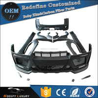 HM FRP Fiberglass Car Bumper Body Kits for BMW X5 E70 LCI