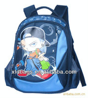 2013 Trendy kid's school backpack bags