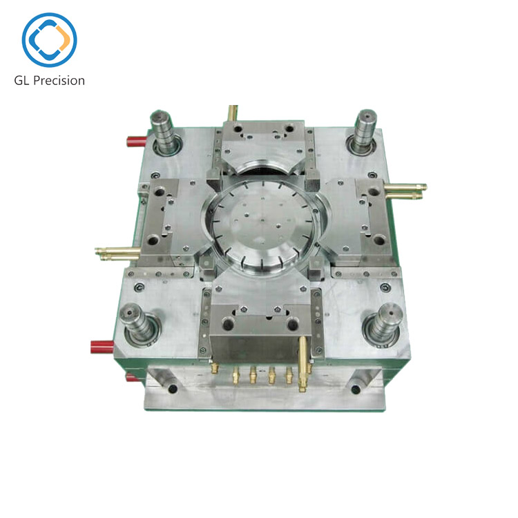 Injection Mold Maker In China Plastic Mold Tooling Plastic Parts Production