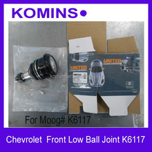 Best price High quality K6117 K6136 K6143 ES409R ES409L Suspension parts chevrolet Ball Joint