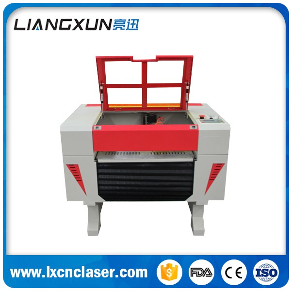 cheap 600*400mm 50w co2 laser engraving cutting machine laser engraver with high quality