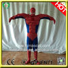 HI CE top quality spiderman cosplay costumes