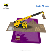 New Products Augmented Reality Toys Promotional Gift AR Card Educational Toys For Kids