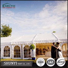 cheap wedding party tent marquees canopies party tent for sale cover waterproof rolling pvc curtain