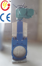 electric actuated rising stem gate valve