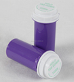 High Quality wholesale plastic thumb tab bottle with reversible cap