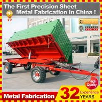 OEM or ODM fiberglass cargo trailer with 32-year experience