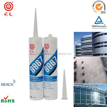 HT9967 ECO-FRIENDLY Silicone self adhesive wall tiles for concrete and metal