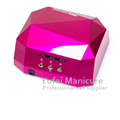 2016 hotselling 36w diamond ccfl led nail curing lamp
