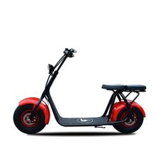 Human transporter citycoco 800w two big wheel scooter smart harley electric chariot for sale