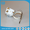 Adjustable Electric Water Heater Capillary Thermostat