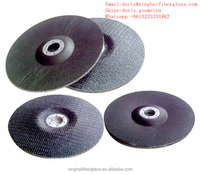 MANUFACTURER fiberglass backing plate for flap disc OEM ISO9001:2008 UKAS factory