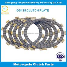 GS125 CLUTCH PLATE Motorcycle Friction Disc