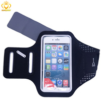 Hot Sales Reflective Running Sport Armband Mobile Phone Accessories Factory in China