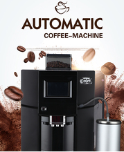 Super Fully automatic bean to cup coffee machine