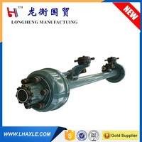 Small tonnage axles 6T agricultural trailer axle