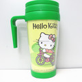 14oz Factory Price Double Wall Keep Hot Drinking Plastic Vacuum Tumbler