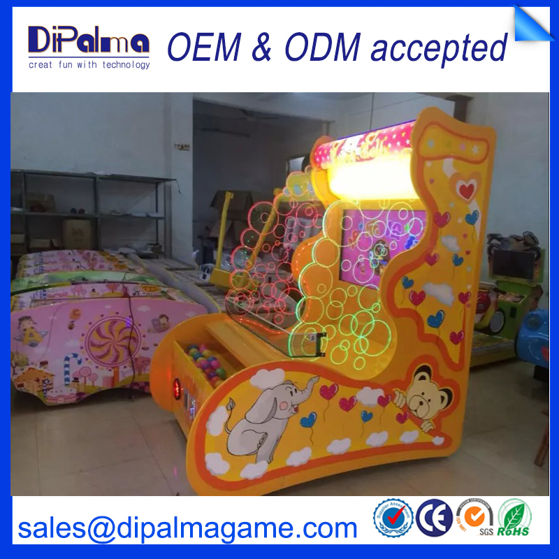 42inch screen crazy balls indoor game machines for sale