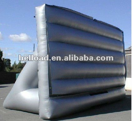 Inflatable advertising billboard, outdoor promotional inflatable items for sale