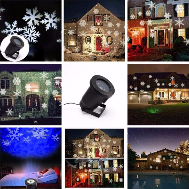 Model LL21 2016 new products Star light Christmas decorations lights Outdoor Laser Lights shower