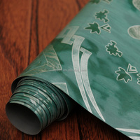 High quality PVC floor covering/waterproof vinyl laminate rolls