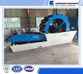 hot sell Construction sand washing machine, wheel-type sand washing equipment supplier from China