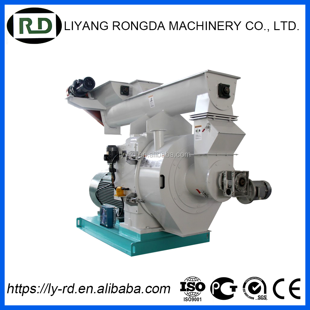 Hot sale biomass alfalfa pellet mill