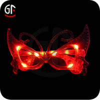 Decorative Items Wholesale Cheap Plastic Eco- friendly Modern Party Glasses