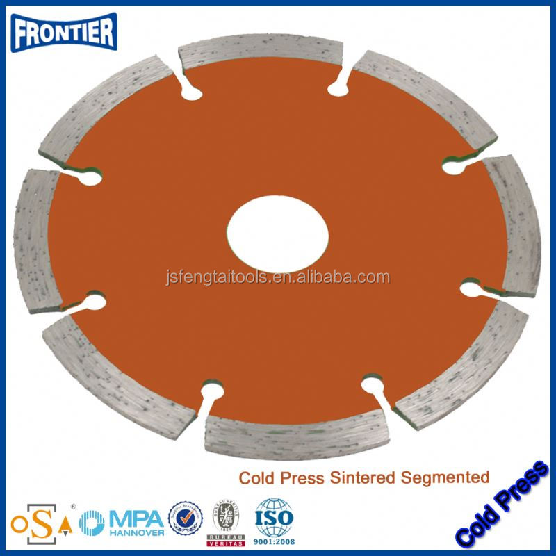 7 inch wet or dry cutting tile diamond saw blade