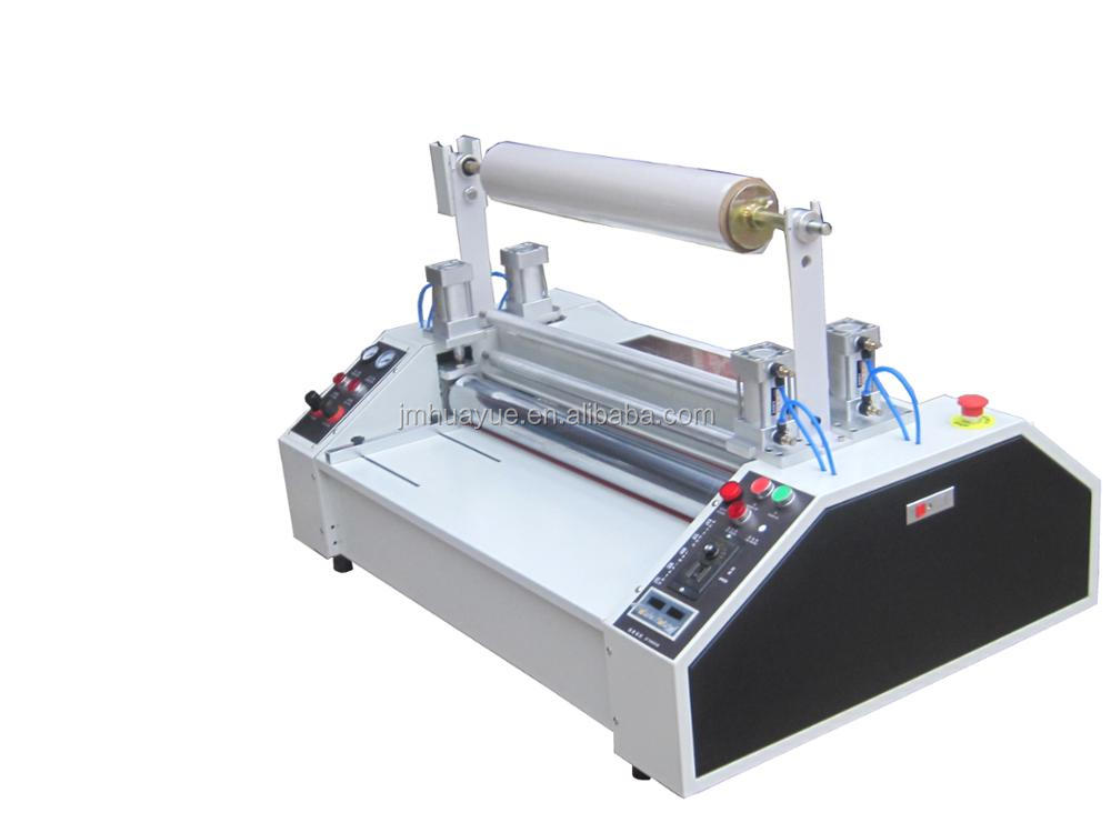 BOPP Film 3D pattern printer pattern laminating machine