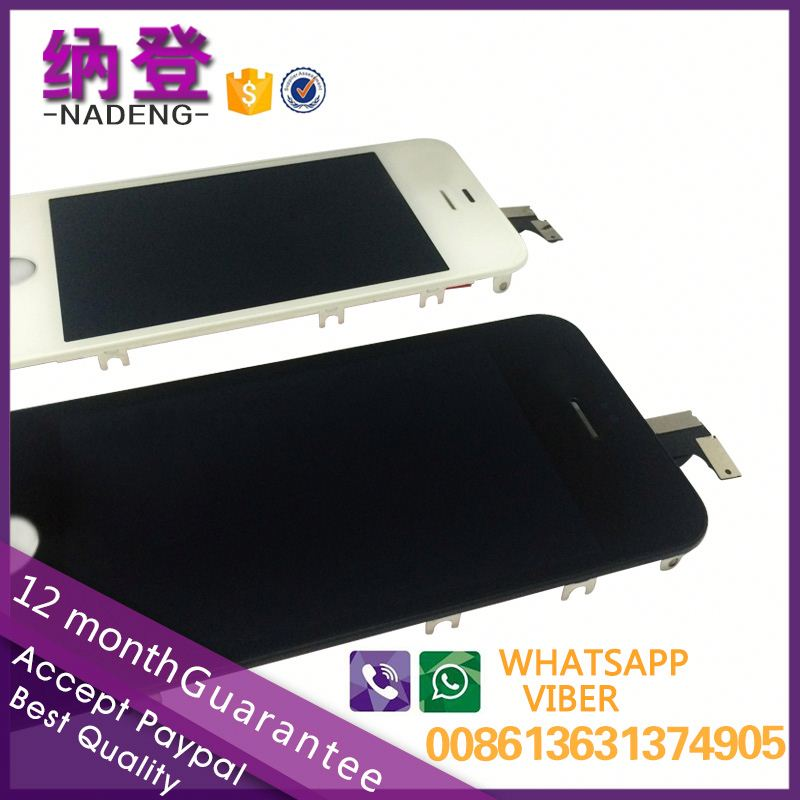 cellular phone lcd for iphone 4 lcd module ali baba .com