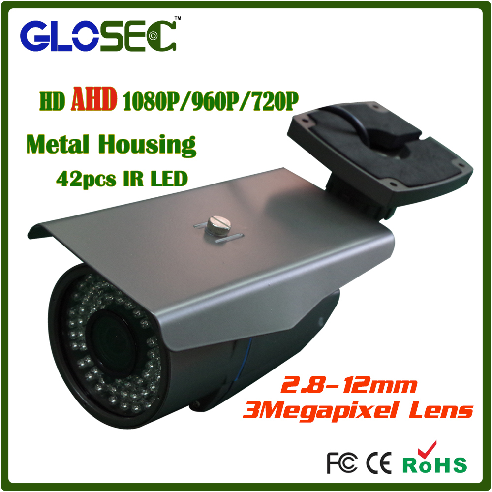 Full HD 1080P AHD 1.3mp 720p cctv ir hd ahd camera made in China