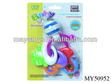 Super and hot selling baby toys traditional baby rattle