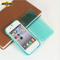 Full Shell TPU Gel Case for Apple iPhone 4 4S, for iPhone 4 4S TPU Gel Case