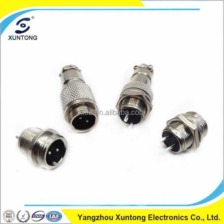 IP67 waterproof 4pin M5 M8 M9 M12 M16 M23 circular connector aviation connector