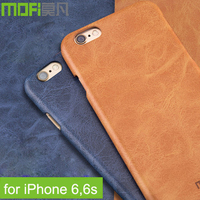 2016 HOT MOFi Cases Housing for Apple iPhone 6, Mobile Phone Coque Leather Back Cover for iPhone 6s