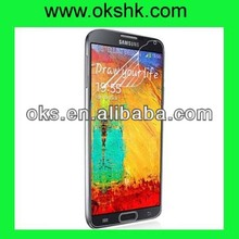 anti-shock screen protector for note3 n9000 clear screen protector