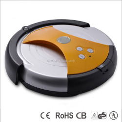 2016 hot selling robot auto cleaning vacuum cleaner