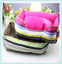 Comfortable Soft Pet Bed with different sizes and colors