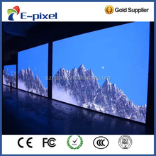 Best seller P5 P6 indoor super thin light weight led display indoor led screen wall